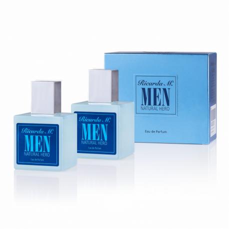 Men Natural Hero Eau de Parfum Duo ( 2x100 ml)